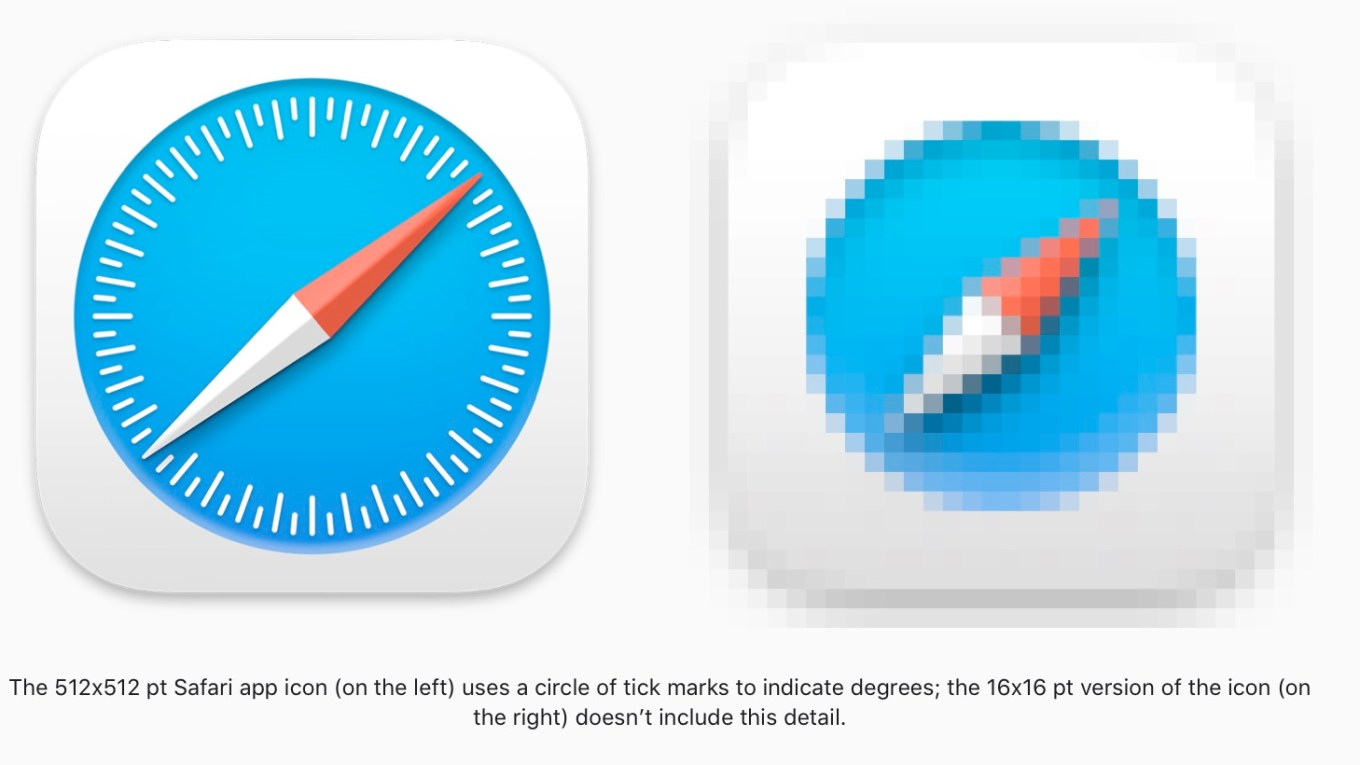 apple human interface guidelines