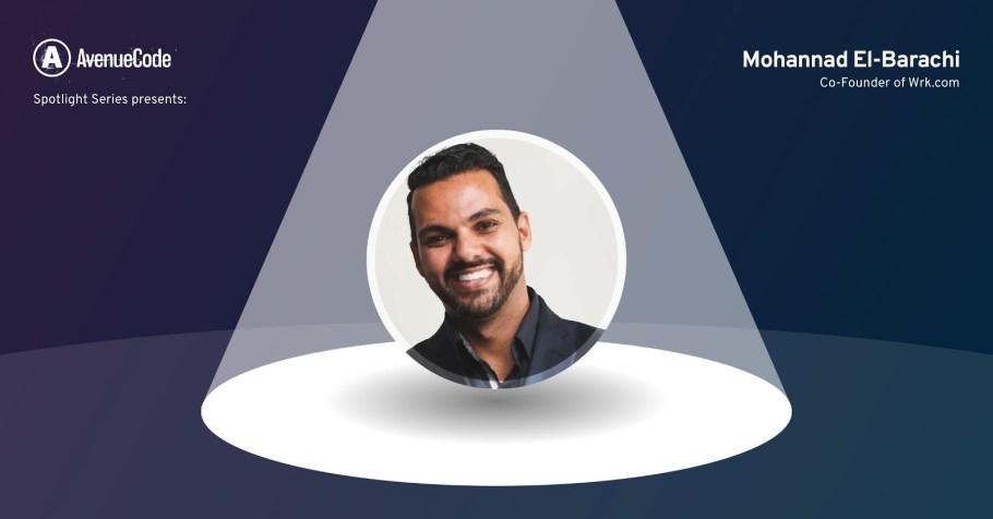 AC Spotlight - Mohannad El-Barachi