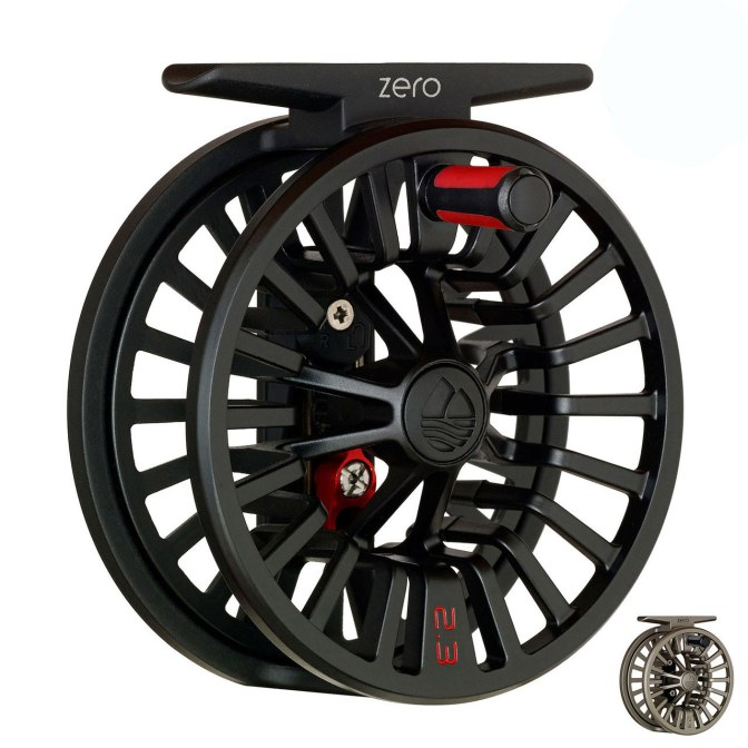 Redington Zero fly reel review - Product review winner
