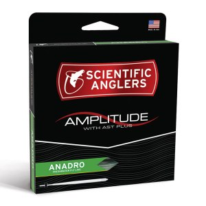 Scientific Anglers Amplitude Anadro Fly Line highlights