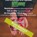 The AvidMax 3rd Annual GIVEaway