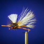 How to Tie a PMX (Parachute Madam X): Fly Tying Video