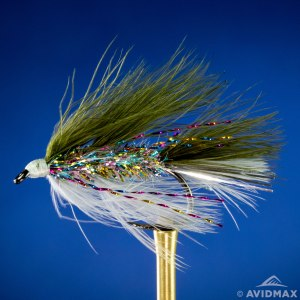Learn how to tie The Smoke Wagon with video fly tying instructions