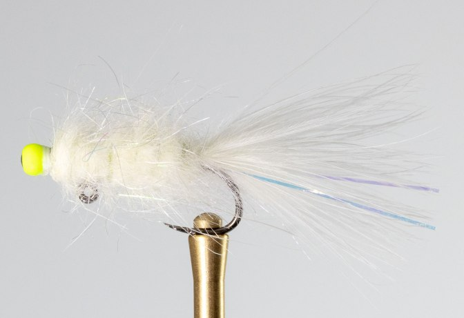 How To Tie The Balanced Ghost (Balanced Leech): Fly Tying Video