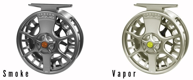 Waterworks-Lamson Liquid Fly Reels | Smoke + Vapor