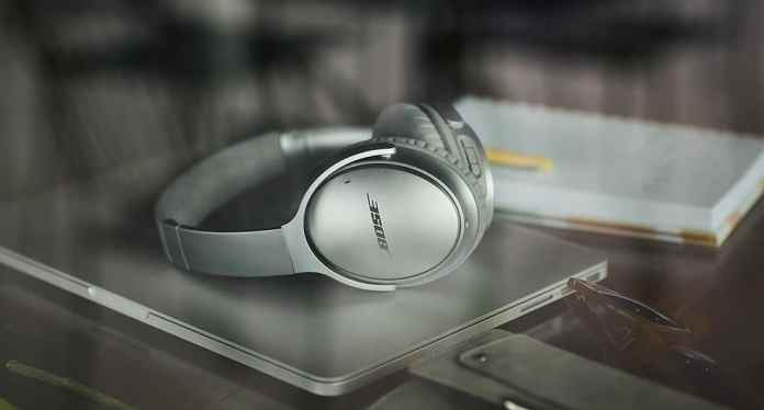 Bose QC35 slušalice
