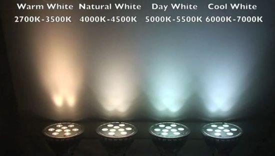 Boja LED sijalica