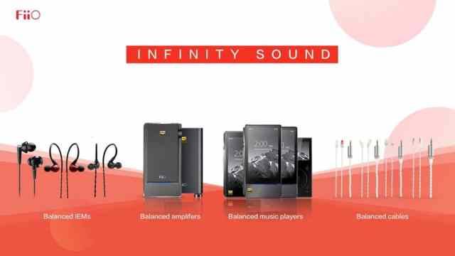 fiio infinity sound