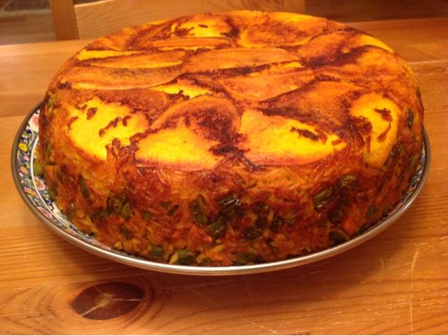 recipe: paska recipe with saffron [27]