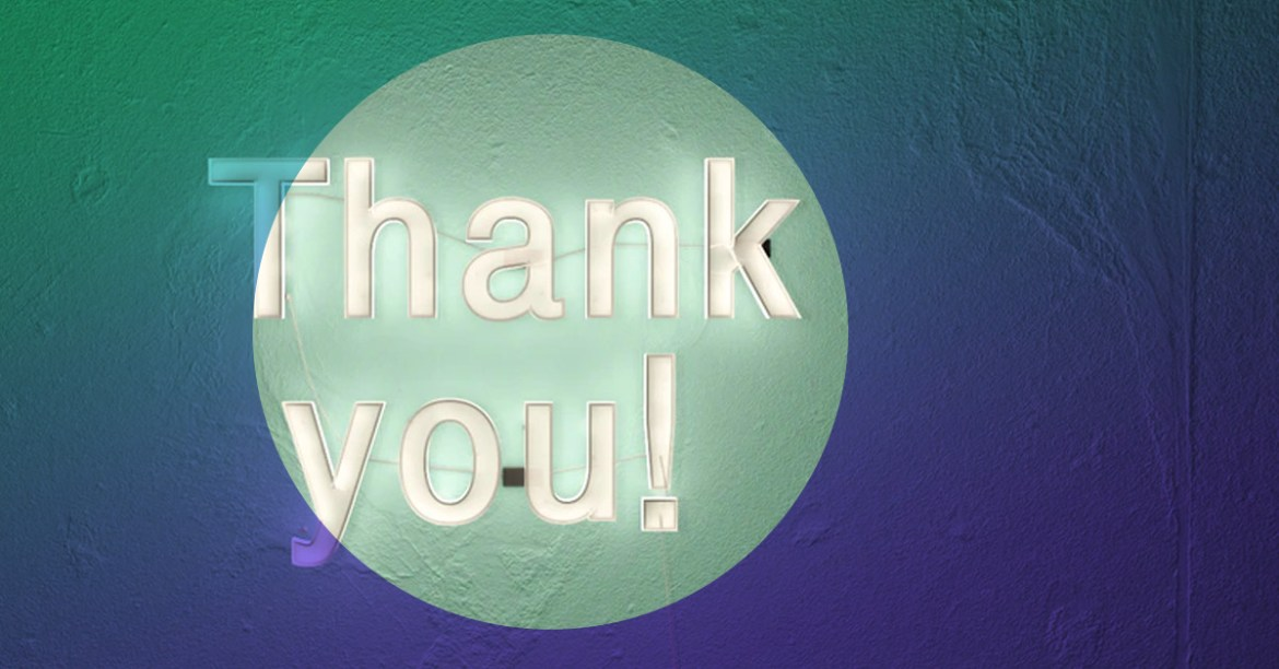 Why you need a 'thank you' page