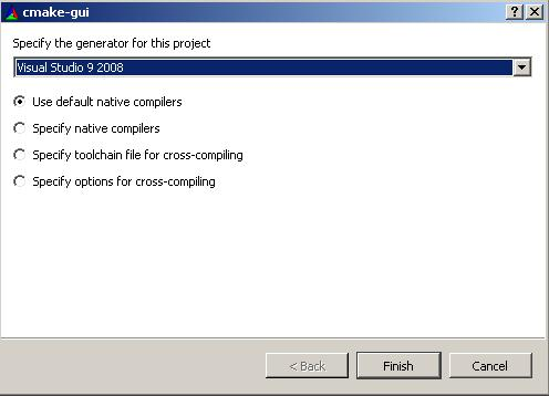 Tutorial: Install OpenCV 2 4 2 for Windows Vista on Visual