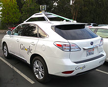 Waymo (Google) Self-Driving Car