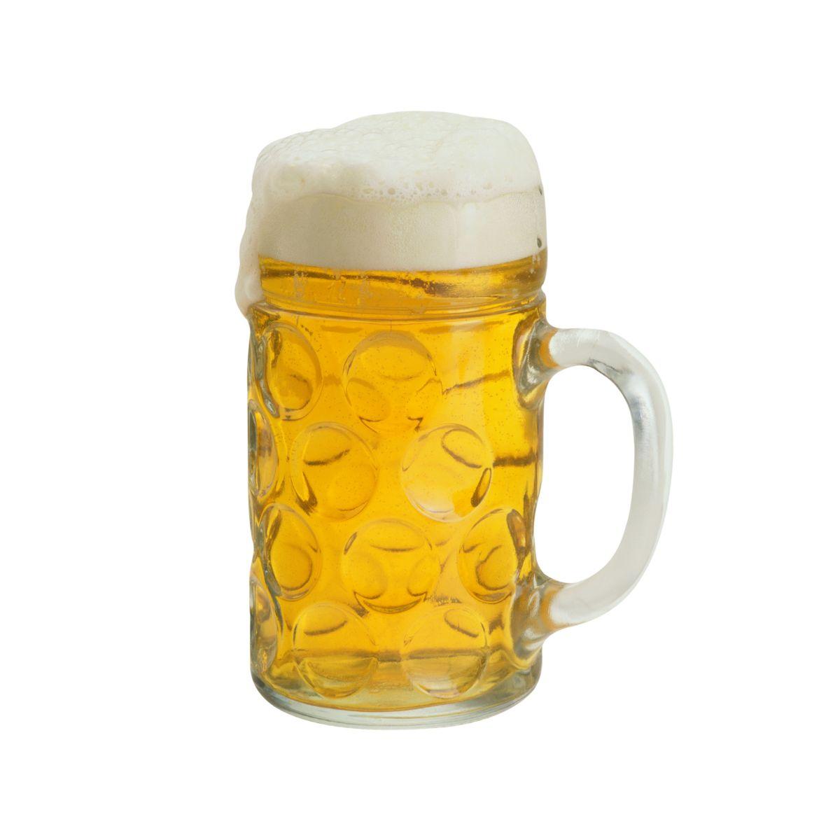 seveda pijem težko pivo