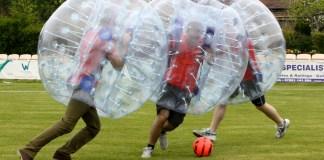 qu'est ce que le bubble foot