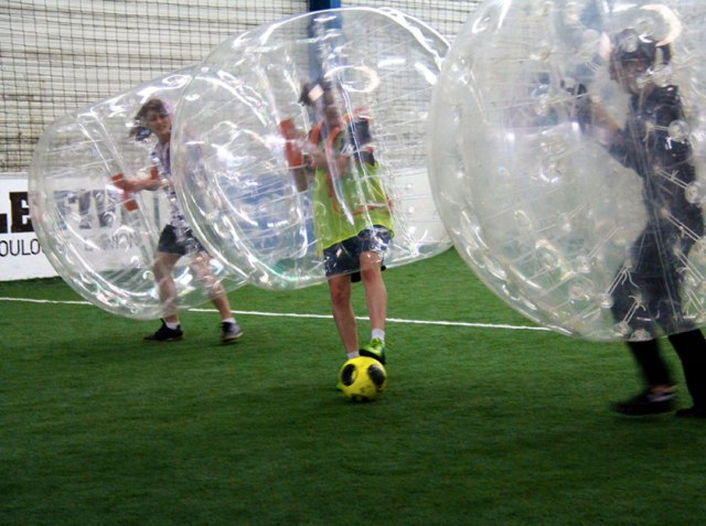 bubble foot en interieur