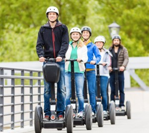 top activites insolites a Lille segway