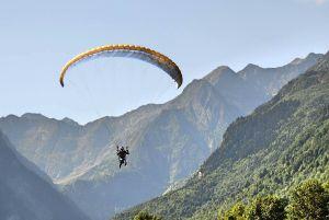 Parapente EVG au Pays basque