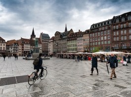 Activité insolite à Strasbourg