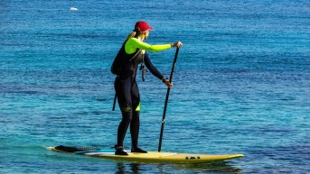 Top 20 activités insolites à Nice Stand up paddle