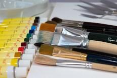 Top 20 activités insolites à Nice atelier de peinture