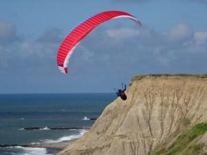 Top 20 activités insolites à Nice parapente
