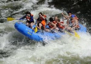 Top 20 activités insolites à Nice - Rafting