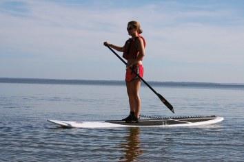 top activité insolite à Nantes stand up paddle