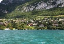 activité insolite annecy lac haute savoie