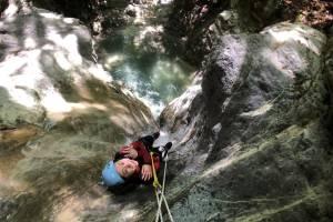canyoning que faire à montpellier