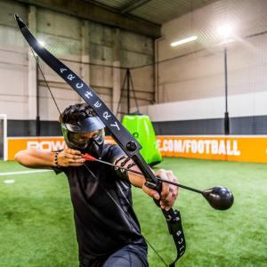 Archery tag - Team building noël
