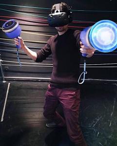 Réalité virtuelle - Team building noël