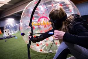 Bubble foot - Activités à Bruxelles