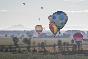 Vol en montgolfière - que faire à Bruxelles ?