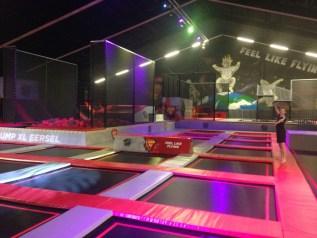 Parc à trampoline - que faire à Bruxelles ?