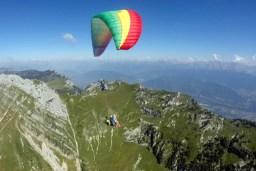 Parapente Grenoble - activité insolite à Grenoble
