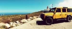Land Rover Tour - activité insolite à Lisbonne