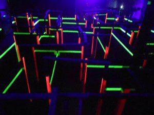 laser game activité insolite à Grenoble