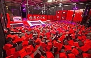 Jump park activité insolite à Grenoble