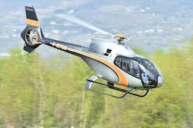 vol hélicoptère activité insolite à Grenoble