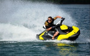 jet ski - Activité insolite à Budapest