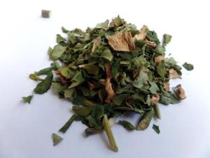 Moringa-Ginger Dry leaves Tea