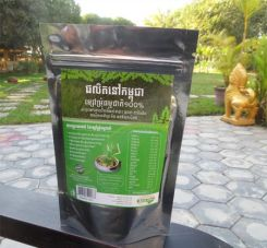 Benefits of Organic Moringa Powder in Khmer