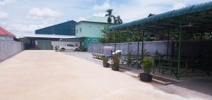 New state of the art Factory Baca-Villa at Cambodia