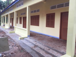 Front-side-New-Primary-school-in-Cambodia