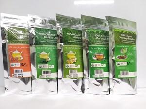 Organic Tea Baca-Villa