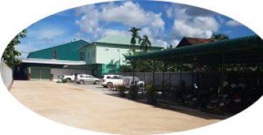Baca-Villa Factory at Cambodia