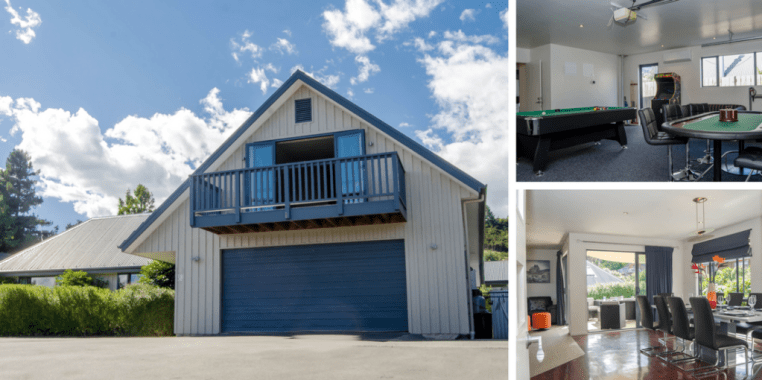 St James Manor holiday home in Hanmer Springs