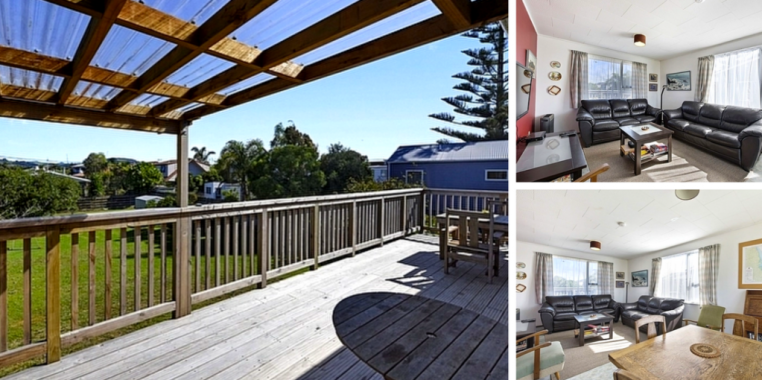 Papamoa Beach Bach, Brand New Holiday Home New Zealand