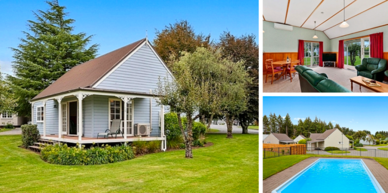Huka Falls Cottage, Taupo Central Holiday Home