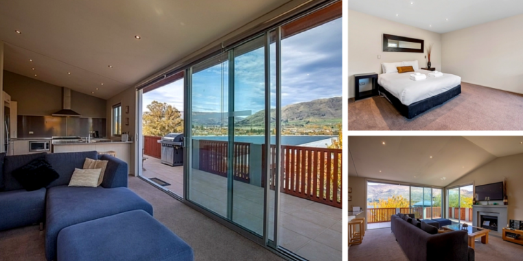 Lakeview Heights, Wanaka holiday home